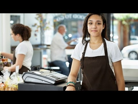 How to Get a Job as a Teenager - YouTube