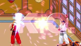 MUGEN - TATSUNOKO VS CAPCOM (JMRR) thumbnail