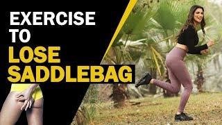 Exercise to Lose Saddlebag | FitTak thumbnail