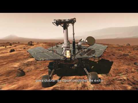Expedición a Marte: Spirit y Opportunity | National Geographic en Español