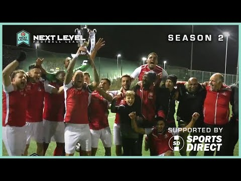 SEASON 2 END OF SEASON AWARDS! 🏆⚽️ | NEXT LEVEL FOOTBALL LEAGUE
