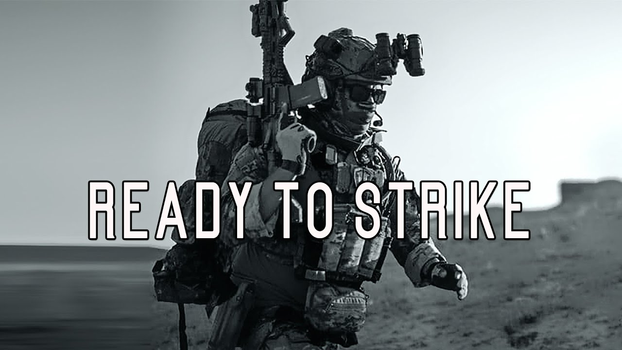 Ready To Strike || Military Motivation (2020)