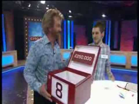Deal or no Deal Paddy August 2013 Full Episode