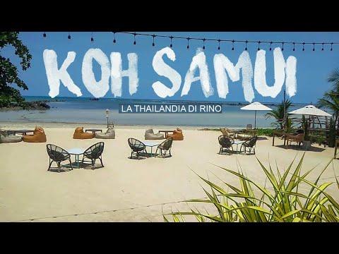 Passeggiata a Koh Samui