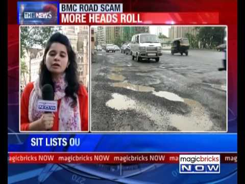 Mumbai road scam: 22 officials held for duping Rs 52 cr - The News