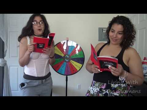SPIN THE MYSTERY WHEEL CHALLENGE DIRTY MINDS from YouTube · Duration:  12 minutes 46 seconds
