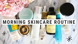Coming at you bare faced to walk through my 10 step morning korean skincare routine! as can see by how empty most of these products are - this is has bee...