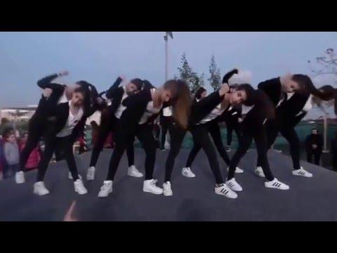 Christmas hip hop choreography - Danceaholics CY