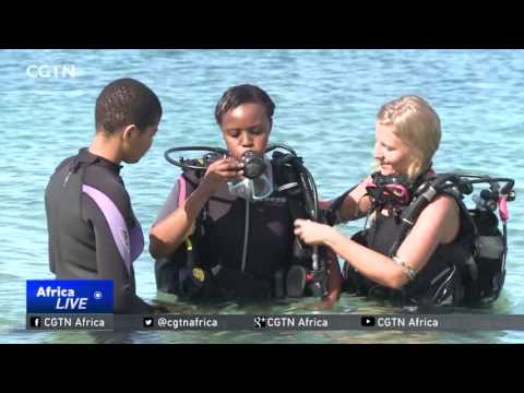 Tanzanian island offers much to divers and lovers of marine life