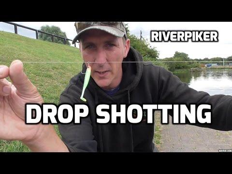 RiverPiker Goes Drop Shot Fishing Part 1- (Video 100)