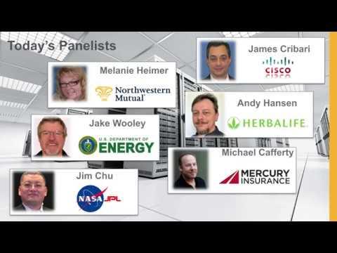 Nlyte 2017 Panel at Gartner Data Center Conference Las Vegas