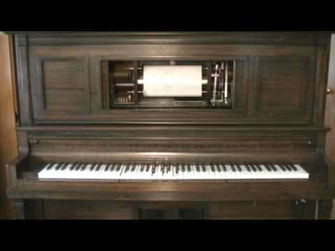 Holiday For Strings....QRS Piano Roll # 7908 played by J. Lawrence Cook