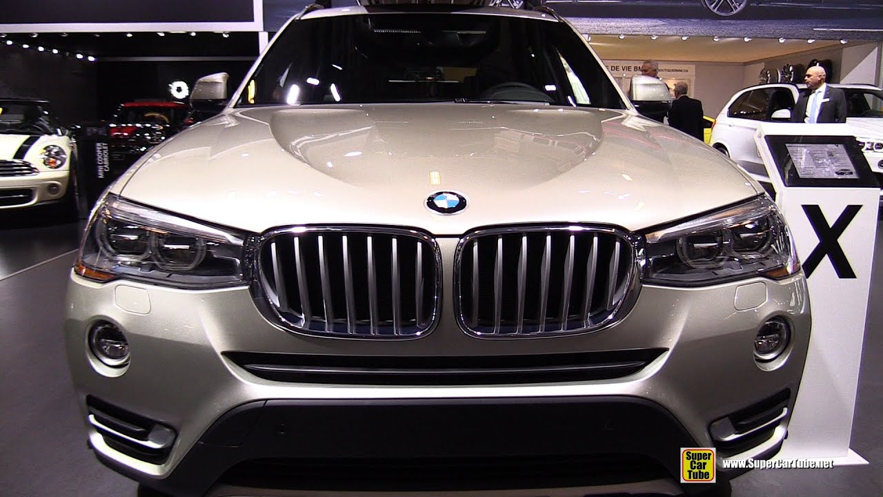 Worksheet. 2015 BMW X3 xDrive 28d  Exterior and Interior Walkaround  2015