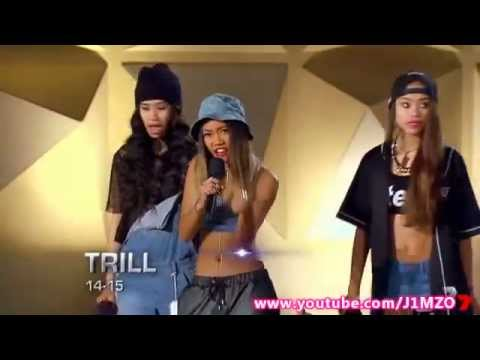 Trill - The X Factor Australia 2014 - Home Visits Final Performance