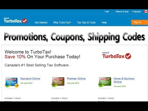 Turbotax discount coupon 2018