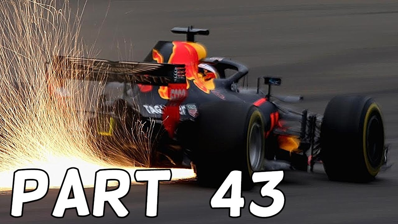F1 2019 Gameplay Walkthrough Part 43: ABU DHABI GRAND PRIX - RACE [South  African] (PS4)
