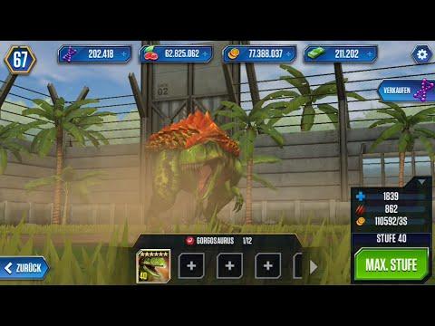 Jurassic World: Das Spiel #67 Der GORGOSAURUS!! [60FPS/HD] | Marcel
