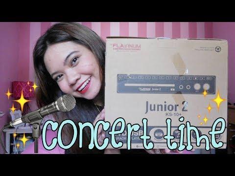 Platinum Junior 2 KS-10+ REVIEW | Sarah Ysabel