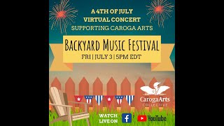 Backyard Music Festival: A Fourth Of July Virtual Concert
