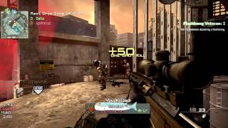FaZe Kross - MW3 Sniper Montage 4 - Best Of Episode Day 40