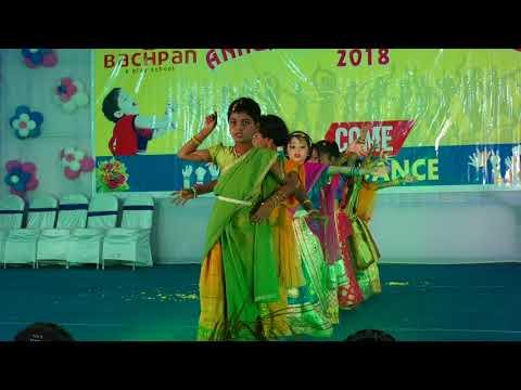Adrushta Krishna start the program with classical dance