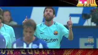 Alavés vs FC Barcelona [0-2][La Liga | Jornada 2][26/08/2017]
