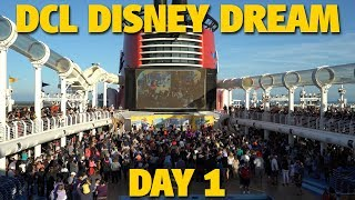 Join Craig & Corey as they embark on a 3-Night Disney Cruise Line v...