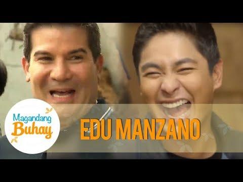 Magandang Buhay: Edu Manzano's trivia about Coco Martin