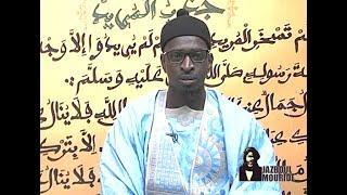 Jazboul Mouride 19 03 2019 Serigne Fallou ak Cheikh Ibrahima Fall Invité Serigne Saliou Samb