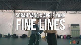 FINE LINES - Jorja Smith | Sorah Yang and Apple Yang Choreography