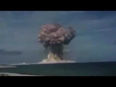 Aliens Have Been Taking an Interest. Recently Uploaded Declassified Nuclear Testing Films - 1950's.