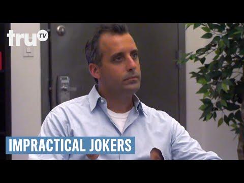 Impractical Jokers - Job Interview Nip Slip