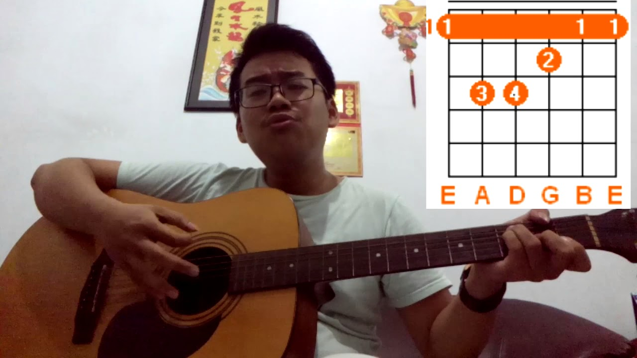 How To Play Dance With Me Phillip Phillips Beginner Guitar