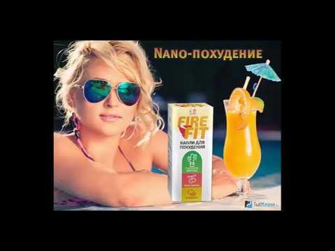 Капли для похудения fire fit в Украине купить
