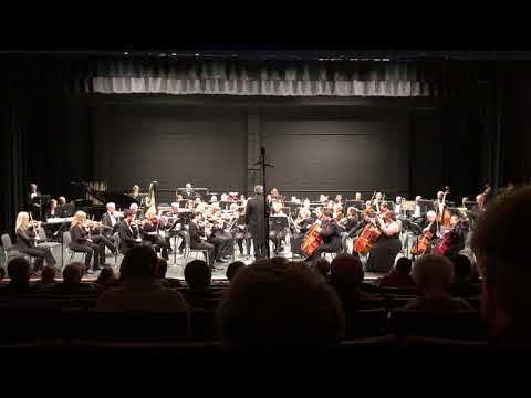 Pines of Rome, Delaware County Symphony