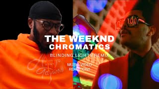 The Weeknd - Blinding Lights Feat. CHROMATICS Music Video | Reaction/Review!