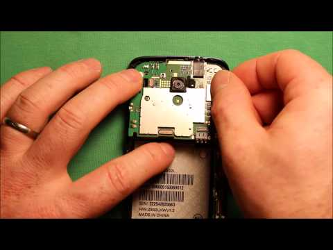 ZTE Rapido Earpiece Speaker Replacement How To Change