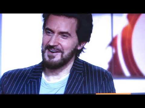 Clip Of Richard Armitage Interview
