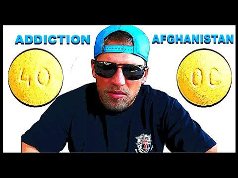 Afghanistan | My Experience With Oxycontin, Alcohol, Testosterone, Xanax While In Bagram Afghanistan