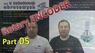 #0272 Enkoder obrotowy LIB - part 05