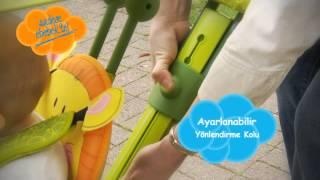 Fisher Price Royal 3 Tekerlekli Bisiklet
