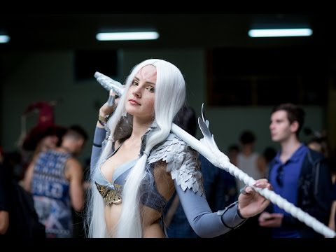 Cosplay video - Fan Expo Odessa 2016