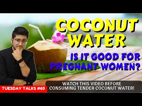 NARIAL PANI - KHATRE KI NISHANI? Coconut Water | Benefits Of Drinking | Is It The Best Drink?