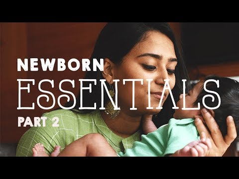 newborn-essentials-part-2-|-indian-mothers
