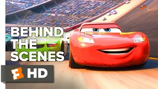 Cars 3 Behind the Scenes - Ready for the Race (2017) | Movieclips Extras