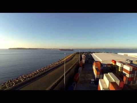 DJI Phantom 2 Port Botany