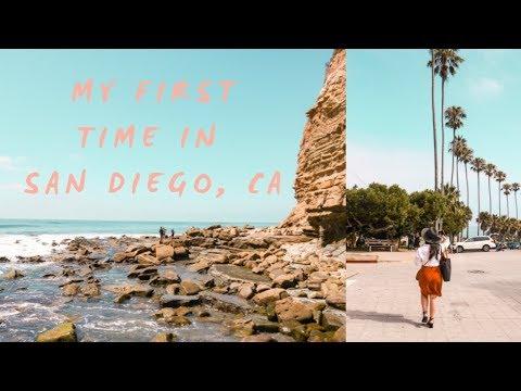 Visiting My Birthtown San Diego, CA!