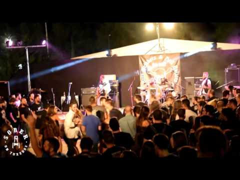 """SOBER ON TUXEDOS """"Ace Of Spades"""" (3/9/2016) live@ Let's Rock 5 fest/Inofita"""