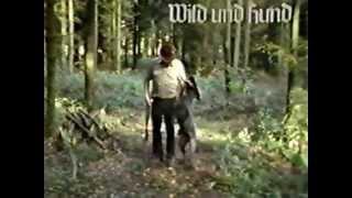 Натаска дратхаара - немецкое видео (1 часть)