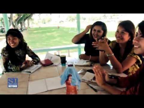 SMCI Magic School Tour [CENTRAL PHILIPPINE UNIVERSITY] Part 1